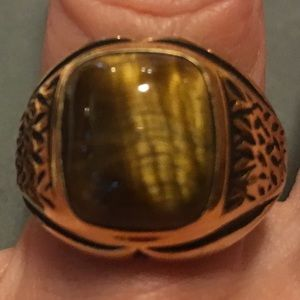 Other - Rings: Men's costume jewelry